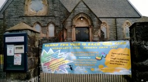Salen Church Holiday Club poster July 14