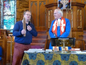 Presbytery meeting June 2015