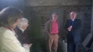 Kilfinan  Church vault