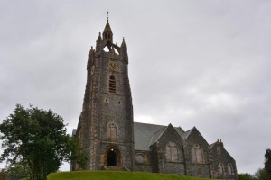 Tarbert church